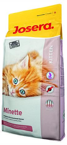 JOSERA Minette сухой корм для котят, 2 кг