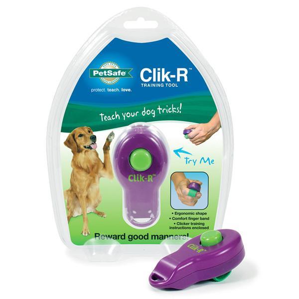 PetSafe Click R Clicker training ПЕТСЕЙФ КЛИК Р кликер для дрессировки собак, 0,012кг