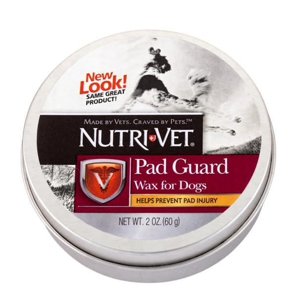 Nutri-Vet Pad Guard Wax НУТРИ-ВЕТ ЗАЩИТНЫЙ КРЕМ для собак для подушечек лап, 60 г