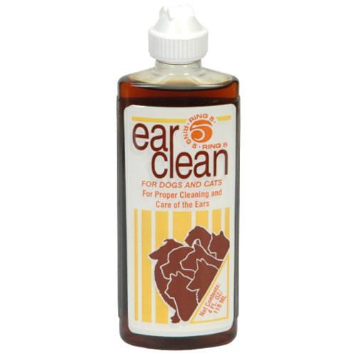 Ring5 Ear Clean РИНГ5 ЧИСТЫЕ УШИ средство для ухода за ушами собак и кошек, капли 118 мл