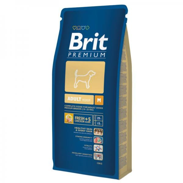 Brit Premium Adult M 3кг, Харьков, Киев, Херсон, Николаев