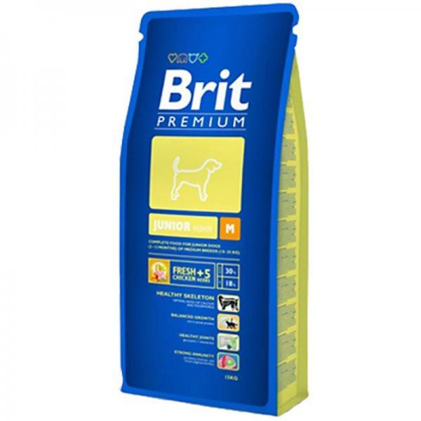 Brit Premium Junior M 15кг, Харьков, Киев, Херсон, Николаев