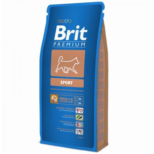 Brit Premium Sport 3кг, Харьков, Киев, Херсон, Николаев