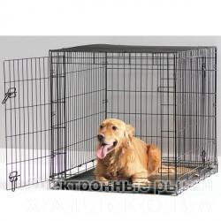 Savic ДОГ КОТТЕДЖ (Dog Cottage) клетка для собак, 118Х77Х84 см - Клетки и будки для собак на рынке Барабашова