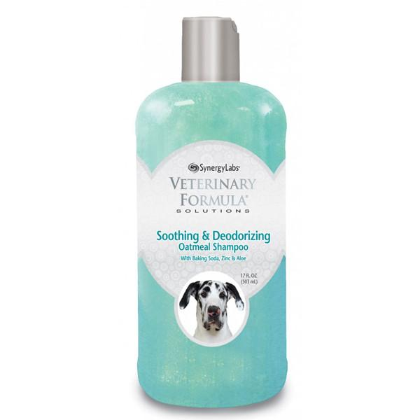 Veterinary Formula Soothing&Deodorizing Shampoo УСПОКАИВАЮЩИЙ И ДЕЗОДОРИРУЮЩИЙ шампунь
