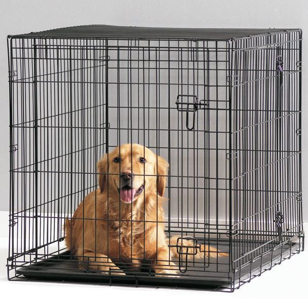 Savic ДОГ КОТТЕДЖ (Dog Cottage) клетка для собак, 91Х57Х62 см