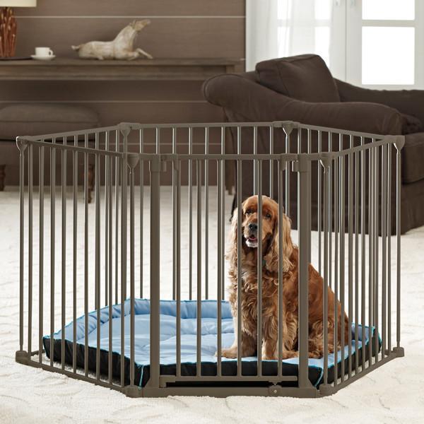Savic ДОГ ПАРК ДЕЛЮКС (Dog Park de luxe) вольер манеж для щенков, 62Х75 см