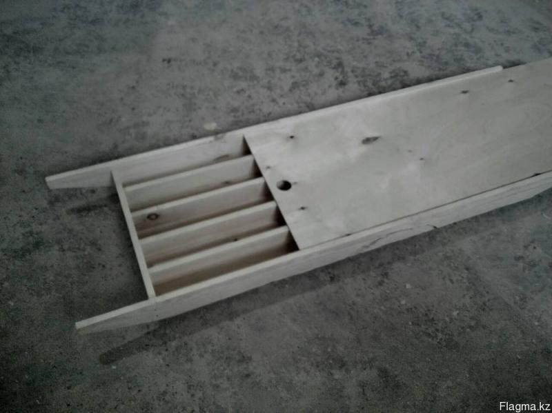 Керновые ящики, диаметр керна 63,5 мм.  Производство.