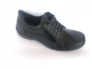Фото Туфли мужские, Туфли мужские демисизонные Туфли черный на шнурках мужские Pilot - T-18