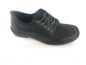 Фото Туфли мужские, Туфли мужские демисизонные Туфли на шнурках мужские черный Pilot - T-18