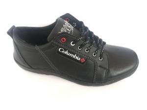 Фото Туфли мужские, Туфли мужские демисизонные Туфли черный на шнурках мужские Cardinal T-1