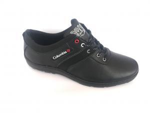 Фото Туфли мужские, Туфли мужские демисизонные Туфли черный на шнурках мужские Cardinal T-2