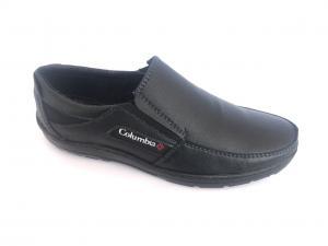 Фото Туфли мужские, Туфли мужские демисизонные Туфли черный на резинках мужские Cardinal T-3
