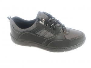 Фото Туфли мужские, Туфли мужские демисизонные Туфли спортивный на шнурках мужские серый Comfort T-10