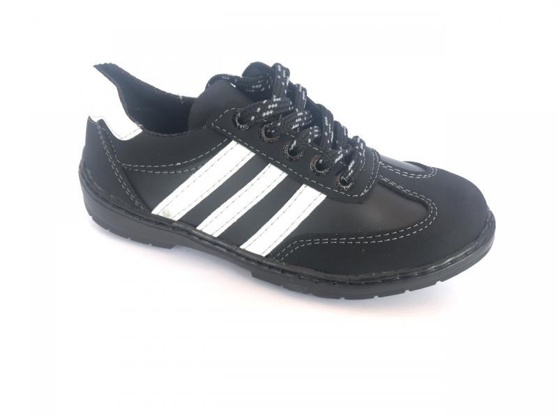 Туфли спортивные подростковый чёрный ANKOR кр-3