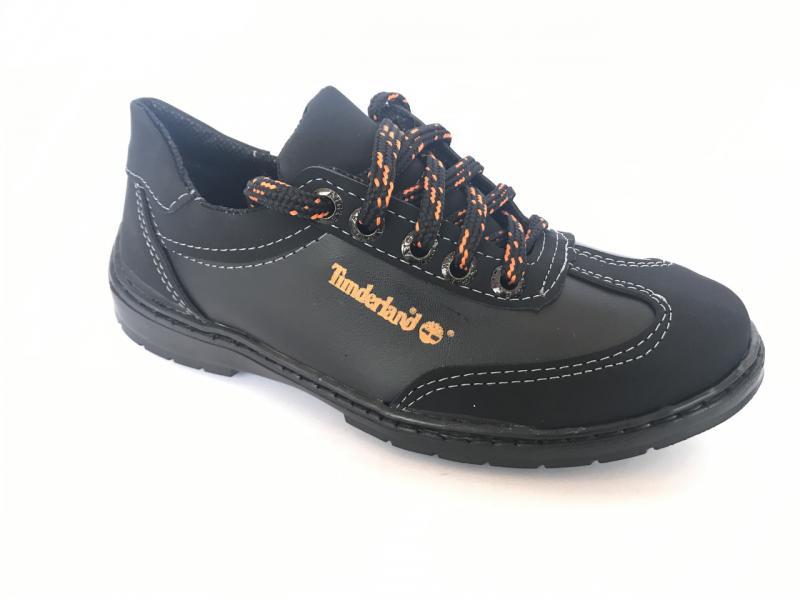 Туфли спортивные подростковый чёрный ANKOR кр-4