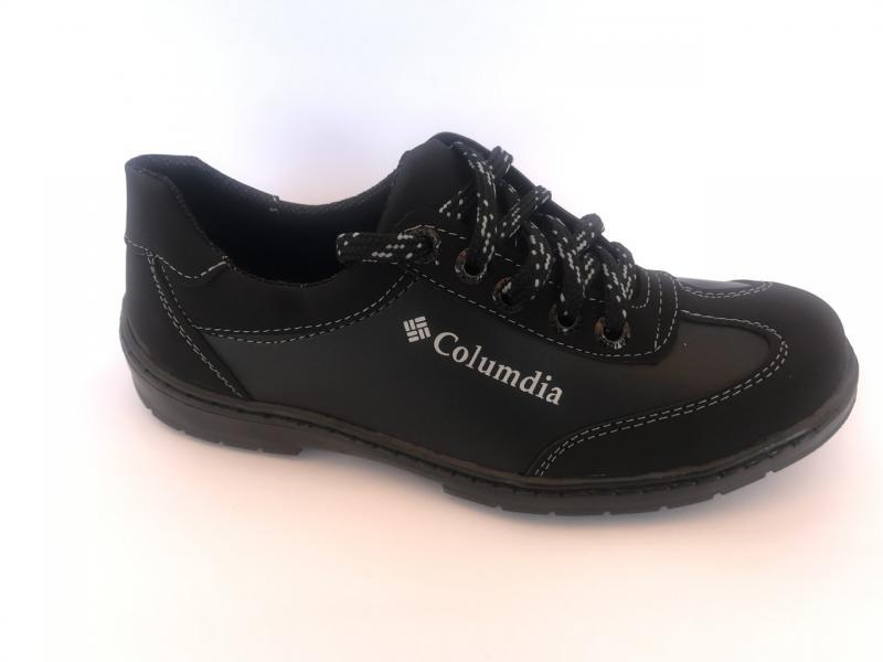 Туфли спортивные подростковый чёрный ANKOR кр-5