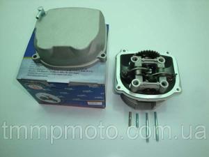 Фото Запчасти для китайских скутеров 125/150/170куб Головка цилиндра GY6-150 (в сборе)