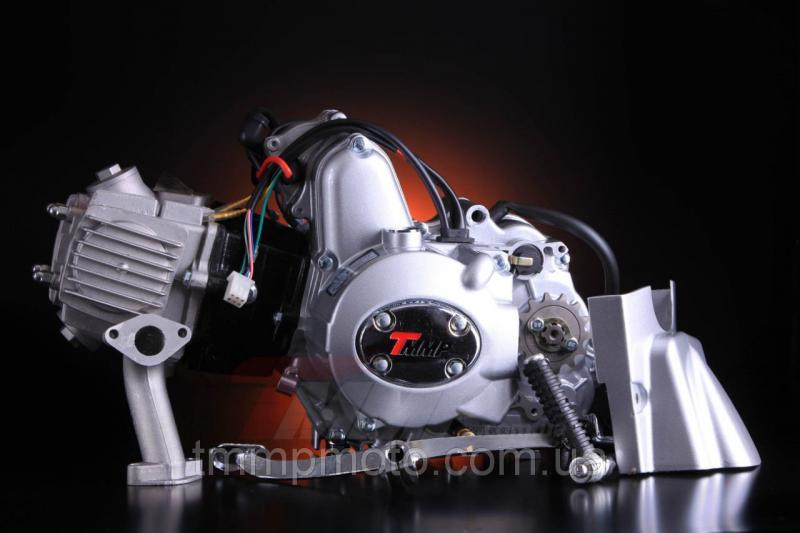 Двигатель Дельта-125 ТММР Racing механика