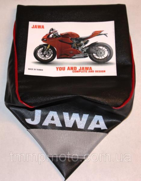 Чехол сиденья JAWA TAIWAN с надписью JAWA