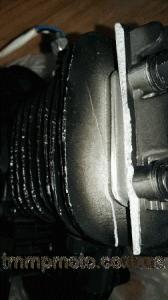 Фото Двигатели в сборе для мототехники Веломотор 80куб со стартером без комплекта НОВЫЙ