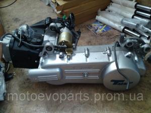 Фото Двигатели в сборе для мототехники Двигатель в сборе 150куб 157QMJ (13