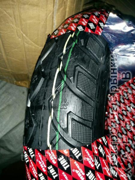 Резина/покрышка 3.50-10 RRP tire БЕСКАМЕРКА - Велосипедные шины, покрышки на рынке Барабашова