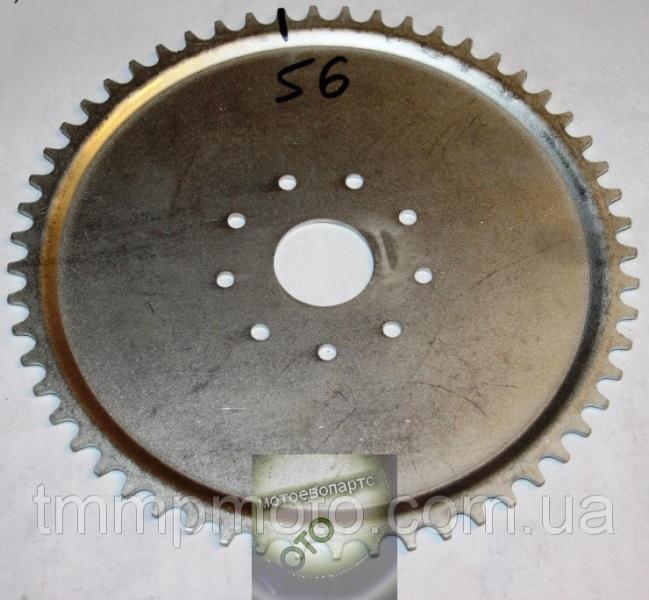 Звёздочка задняя веломотор 48 з. Веломотор
