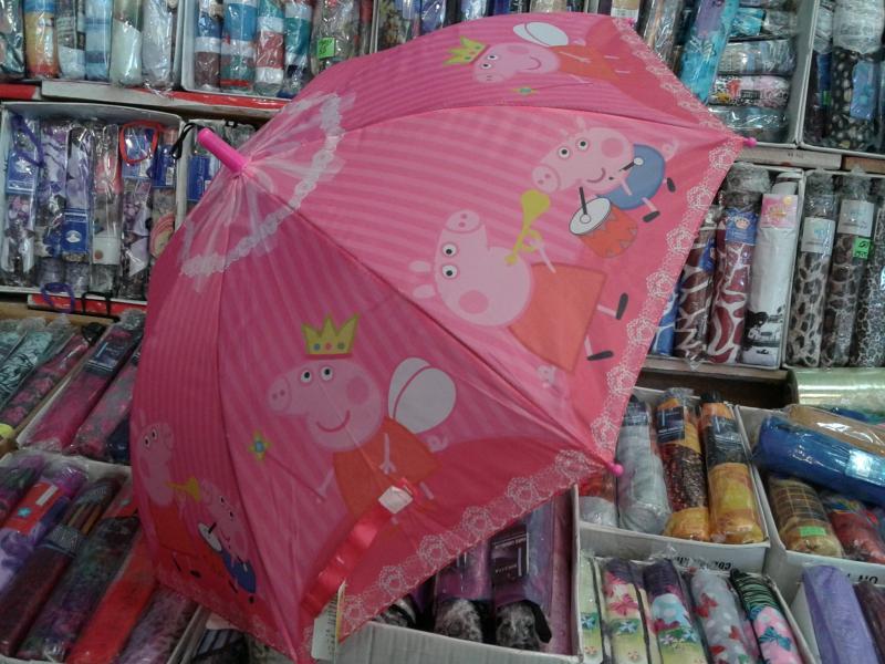 "Детский зонт : "" Свинка Пеппа"""