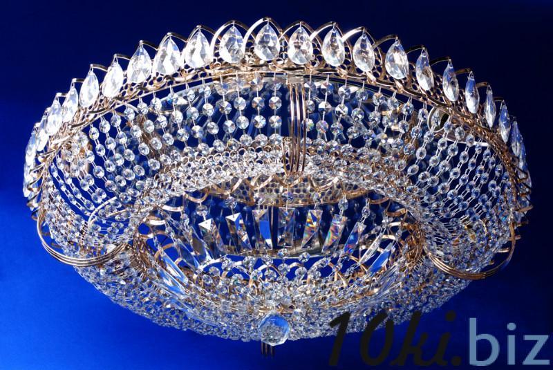 Кольцо купол купить в Гусь-Хрустальном - Люстры с ценами и фото