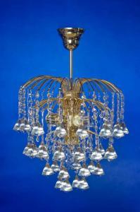 Фото Классические люстры Брызги шампанского с пирамидкой