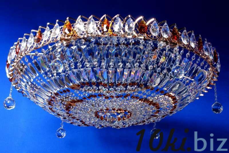 Купол цветной Люстры в России