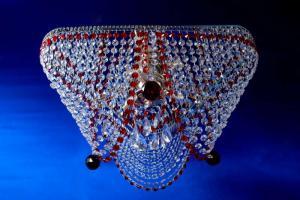 Фото Потолочные люстры Верона цветная