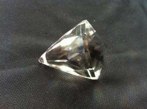 Фото Классические люстры Хрустальная пирамида
