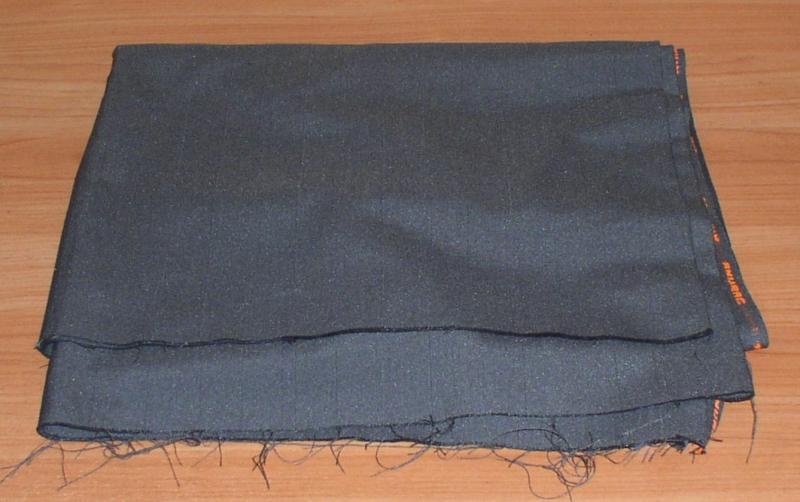 Отрез ткани: шерсть костюмная (1,8 м2) *5511