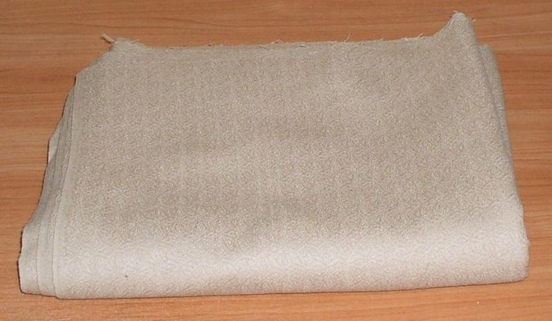 Отрез ткани: шерсть (2,98 м2) *5587