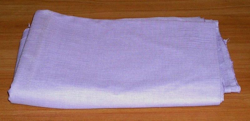 Отрез ткани: хлопок с вискозой (4,97 м2) *5609