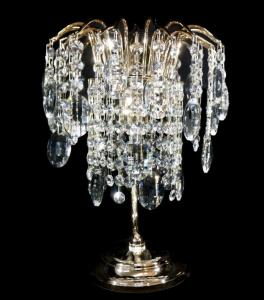 Фото Настольные лампы Настольная лампа Зима Журавлик