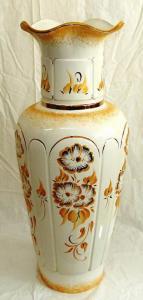 Фото Вазы напольные керамические, Ваза напольная керамическая Большая Тюльпан