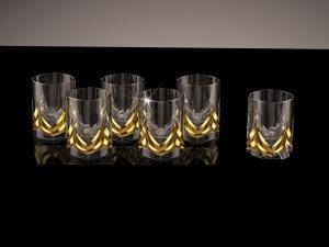 Фото Стеклоизделия, Фужеры, бокалы, рюмки, бренди, мартини Стопки Триумф