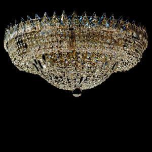 Фото Люстры потолочные Потолочная люстра Кольцо купол
