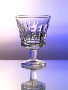 Фото Хрустальная посуда, Фужеры, бокалы, рюмки Рюмки Трехступенчатая