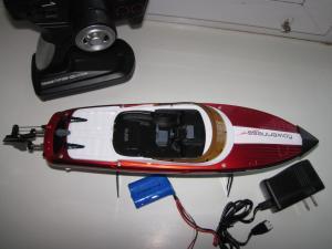 Фото Катера, лодки. Катер радиоуправляемый 333-777 длина 38 см