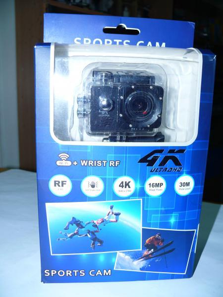 Экшен камера X21V1-V3  4K, 1080P.