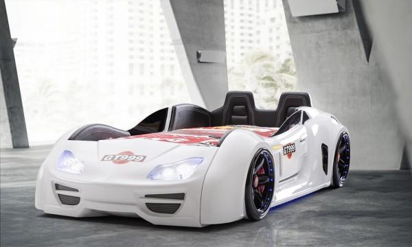 Кровать-машина «GT-999 LUX», цвет белый