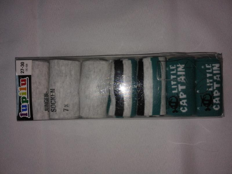 Носки для мальчика р.27-30, 35-38