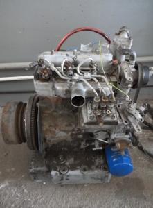 Фото Рефрижераторы и запчасти, Двигатели  Kubota CT3-44TV