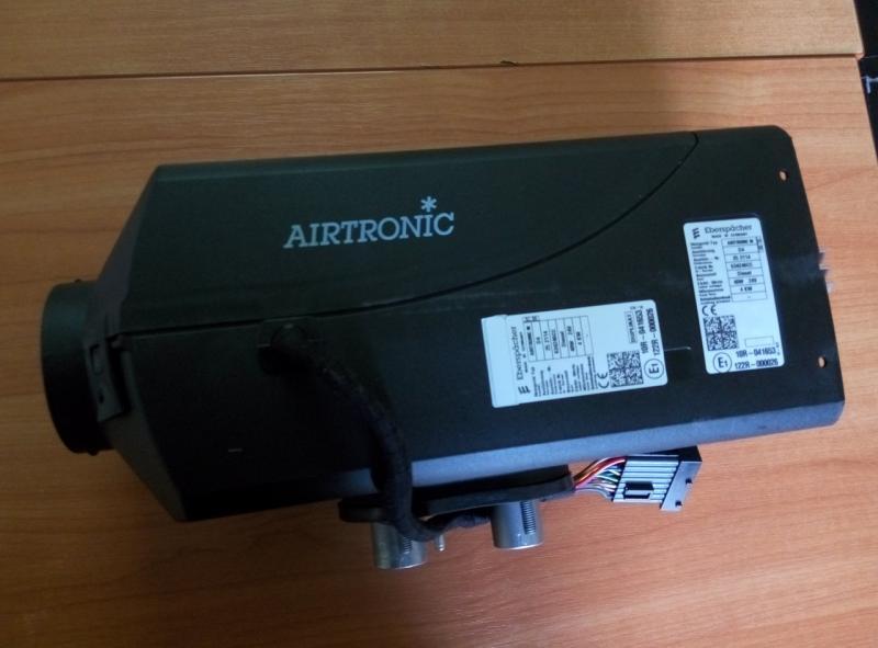 AIRTRONIC D4 24В