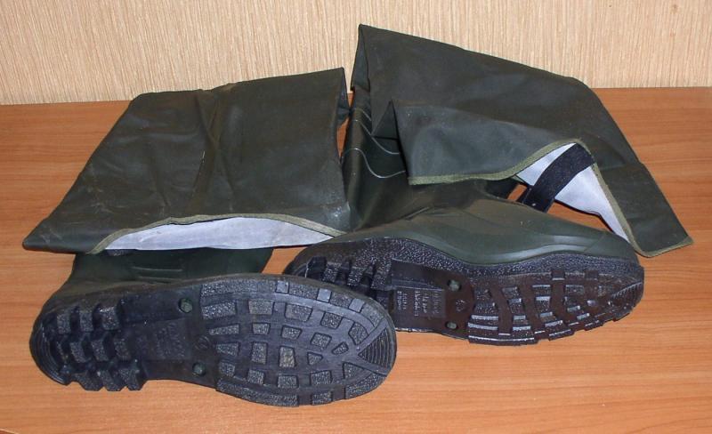 """Сапоги рыбацкие резиновые мужские """"Oldcom"""" *5536"""