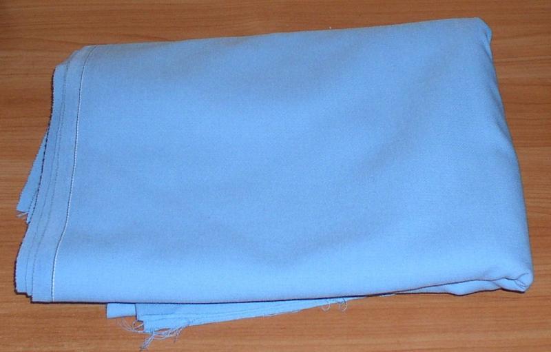 Отрез ткани: шерсть тонкая (1,44 м2) *5634
